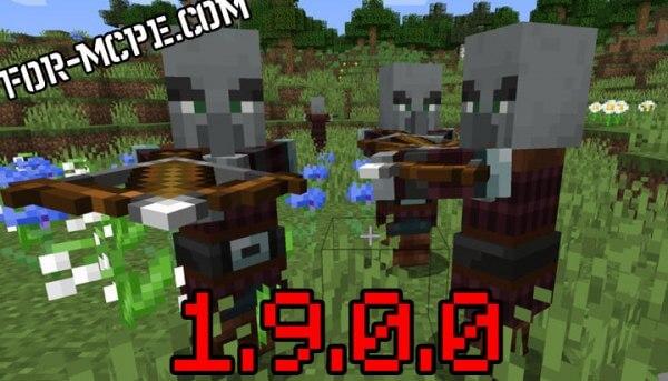 Скачать Minecraft 1.9.0.0