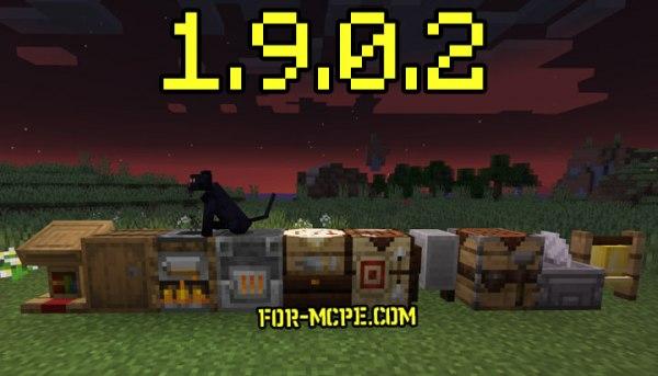 Скачать Minecraft 1.9.0.2