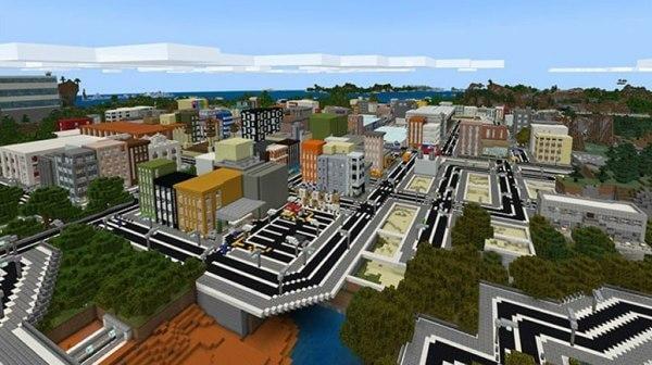 Footscray - карта мегаполиса