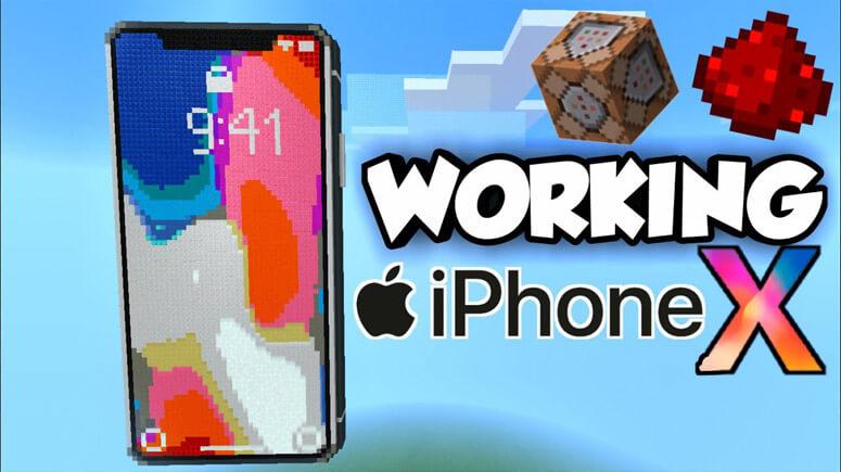 iPhone X - карта Айфон 10