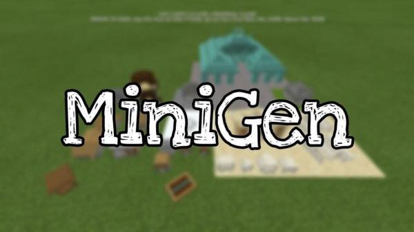 MiniGen - миниатюрные строения