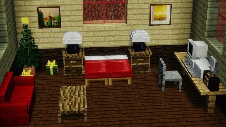Modern Tools - столы, стулья, компьютеры, кровати