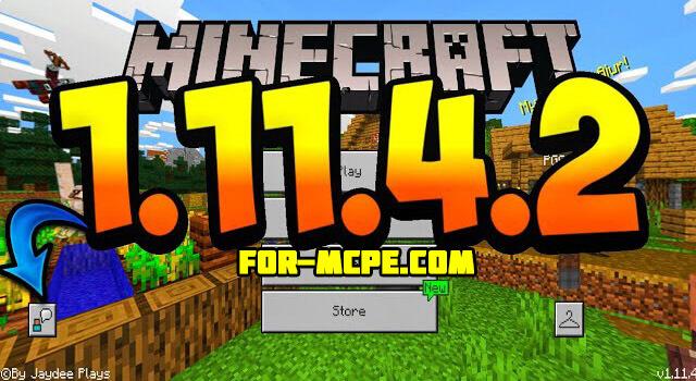Скачать Майнкрафт 1.11.4