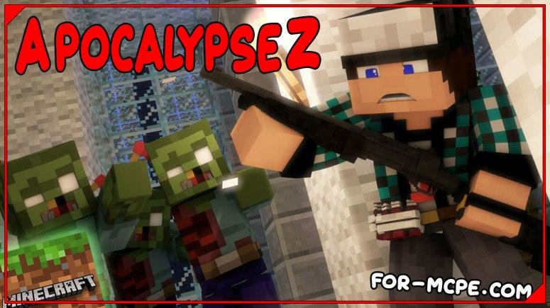 Мод на зомби апокалипсис - ApocalypseZ 1.16, 1.15, 1.14