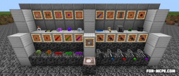 More TNT addon