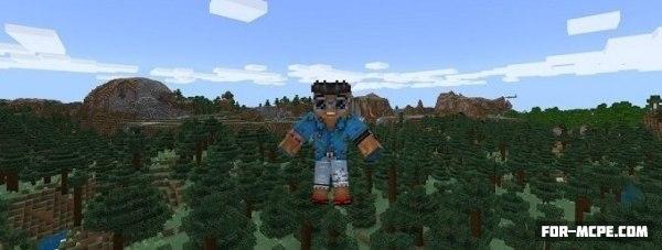 Animated Player addon