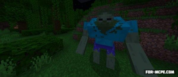 Mutant Creatures addon